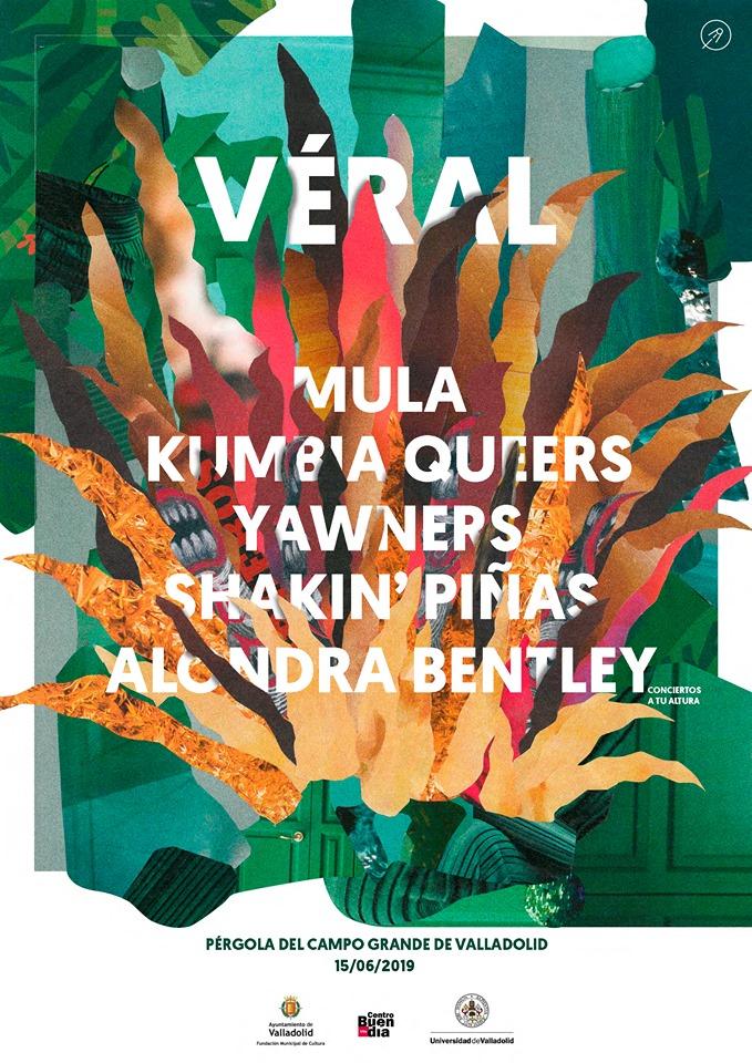 Festival Veral 2019 - Conciertos Valladolid
